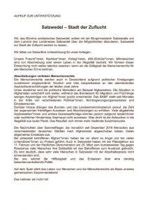 thumbnail of AUFRUF ZUR UNTERSTÜTZUNG