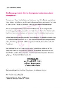 thumbnail of Liebe Mitstreiter_innen