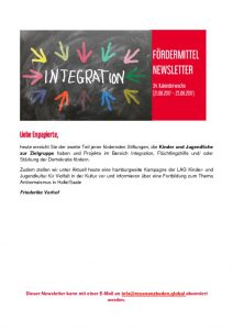 thumbnail of Fördermittel-Newsletter l Resonanzboden KW 34 2017