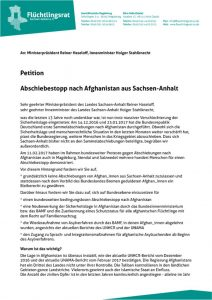 thumbnail of 171116_Petition Abschiebestopp Afghanistan