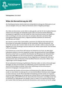 thumbnail of 171222_FR ST_Stellungnahme_Wider die Normalisierung der AfD