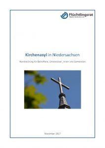 thumbnail of Kirchenasyl-in-Niedersachsen_FlüRat-Nds.-2017