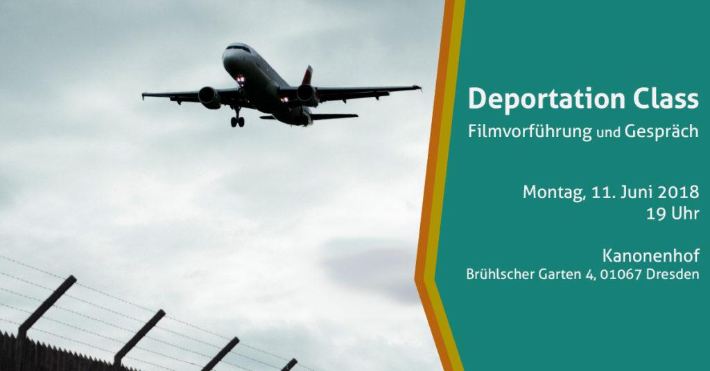 Deportation Class –Filmvorführung und Gespräch