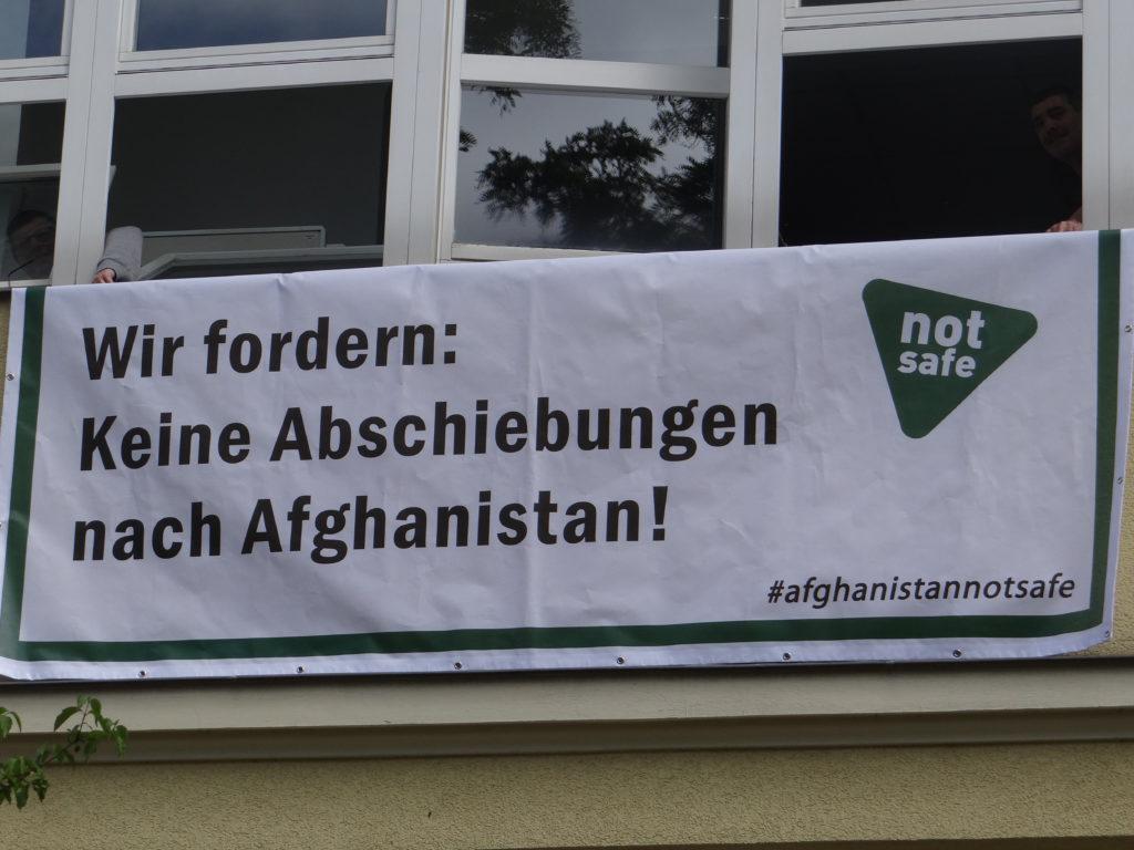 Kundgebung: Frieden für Afghanistan! Abschiebungen stoppen!