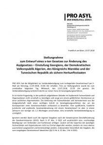 thumbnail of 2018-07-12-PRO-ASYL_Stellungnahme-zum-GE-sichere-HKL