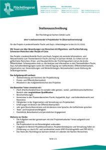 thumbnail of 181106_Stellenausschreibung FR ST_stellv. Projektleitung im AMIF-Projekt