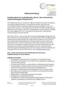 thumbnail of Stellenausschreibung Projektkoordination Film ab -Mut an!-1