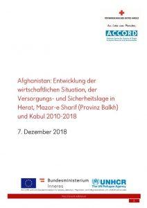 thumbnail of Afghanistan_Versorgungslage+und+Sicherheitslage_2010+bis+2018