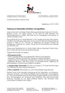 thumbnail of Infos Patenschaftsprogramm