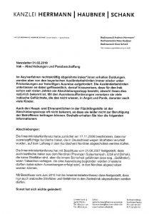 thumbnail of NewsletterIrakAbschiebungenPassbeschaffung01.02.2019